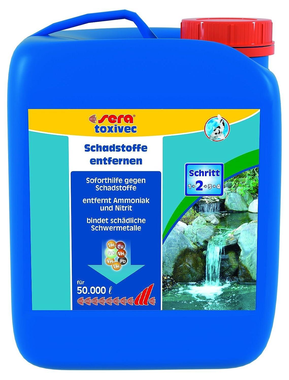 SERA Pond Toxivec polluant pour 42753