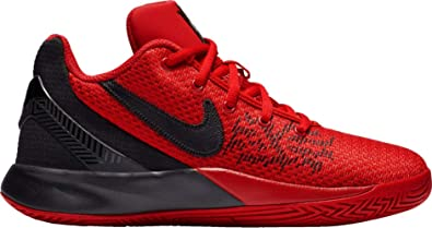 free shipping 1c121 fe96b Nike Kids Boy s Kyrie Flytrap II (Big Kid) University Red Black 3.5 M