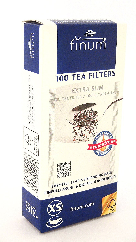 Finum Tea Filters XS x 100 4205700