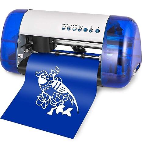 Amazon.com: VEVOR - Máquina cortadora de vinilo, tamaño A4 ...