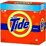 Tide 037000277651 Ultra Power Original Detergent Powder