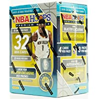 $76 » 2019/20 Panini Hoops Premium Stock NBA Basketball BLASTER box (32 cards/bx)