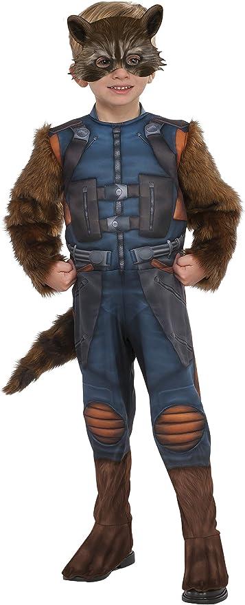 Deluxe Rocket Raccoon Costume