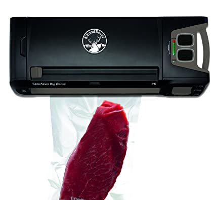 FoodSaver GameSaver Big Game Vacuum Sealing System