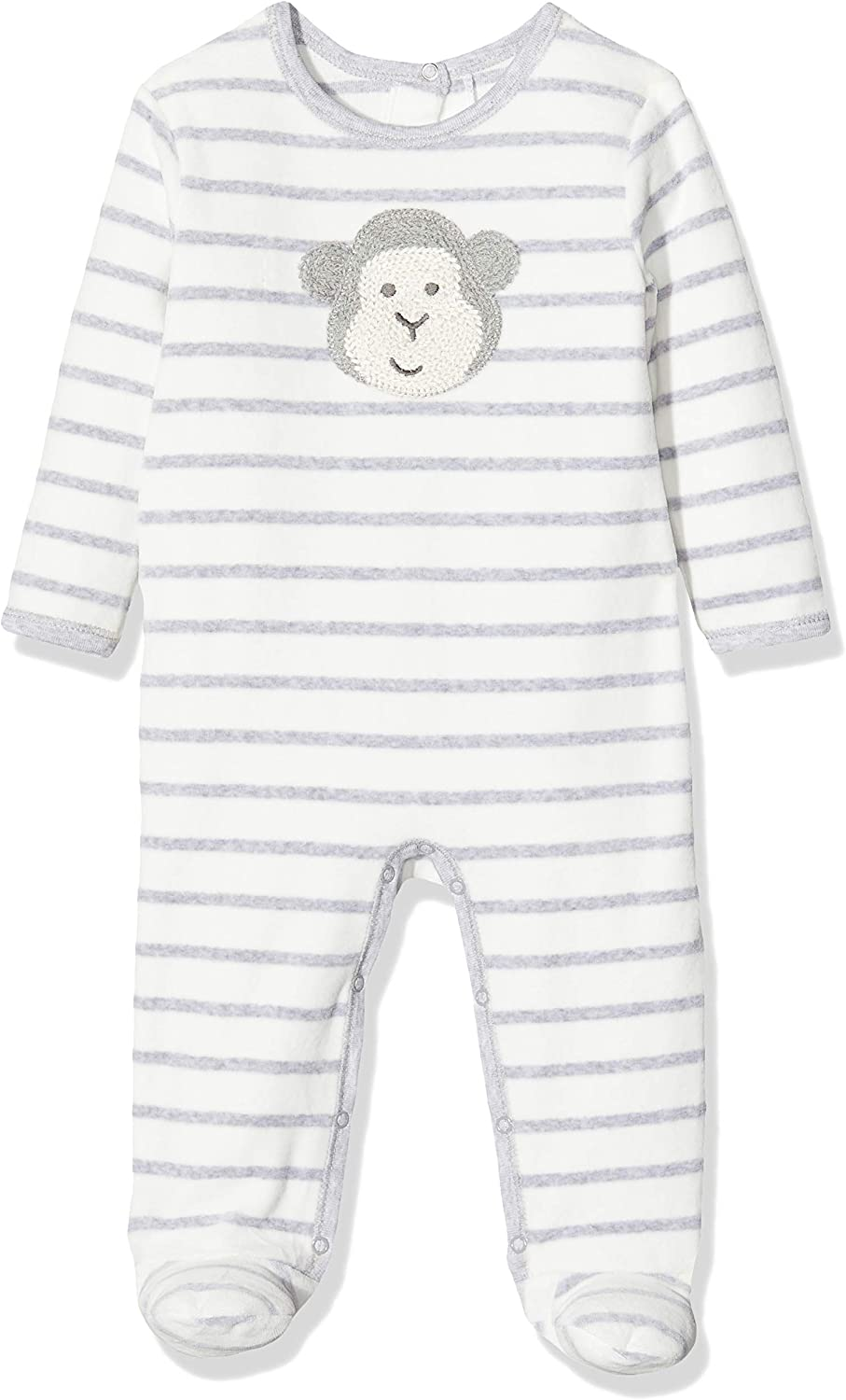 Bellybutton mother nature /& me Unisex Baby Schlafstrampler