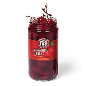 Chukar Cherries Maraschino Cherries (Maraschino Cherries, 1 Jar)