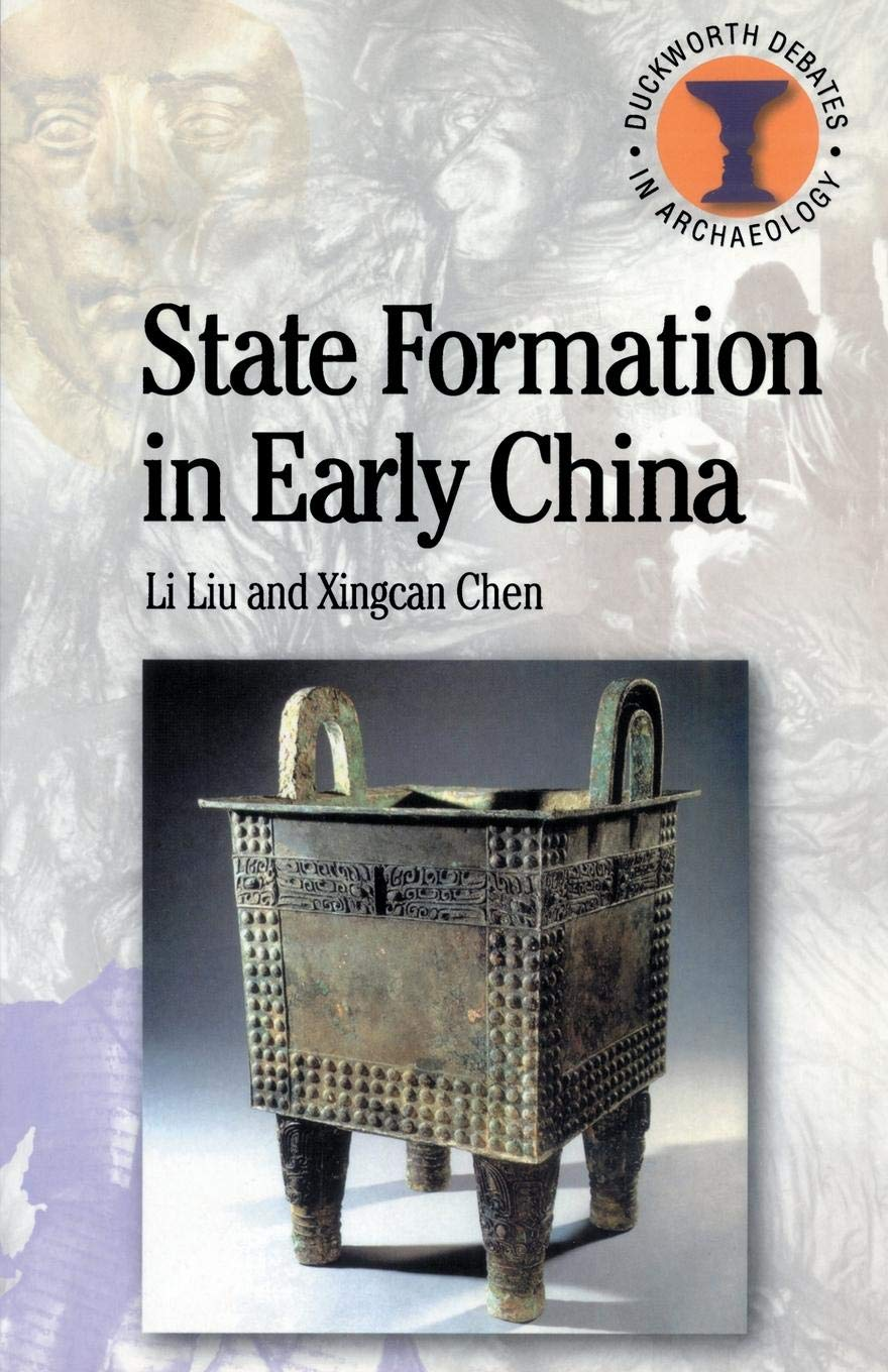 Read Online State Formation in Early China (Debates in Archaeology) pdf