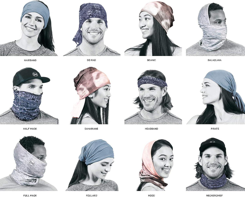 Buff Unisex Lightweight Merino Wool sports-headbands