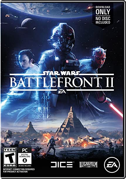 Amazon com: Star Wars Battlefront II [Online Game Code]: Video Games