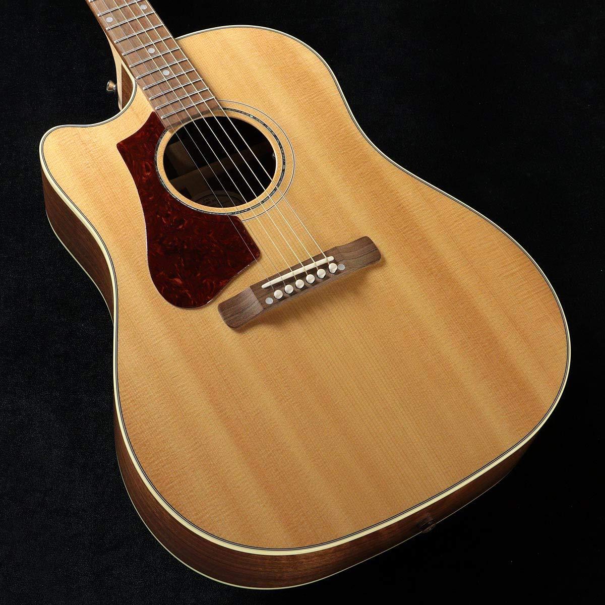 【アウトレット】Gibson/J-45 Walnut AG 2018 Antique Natural Lefty w/L.R.Baggs Element B07QWG4PCL