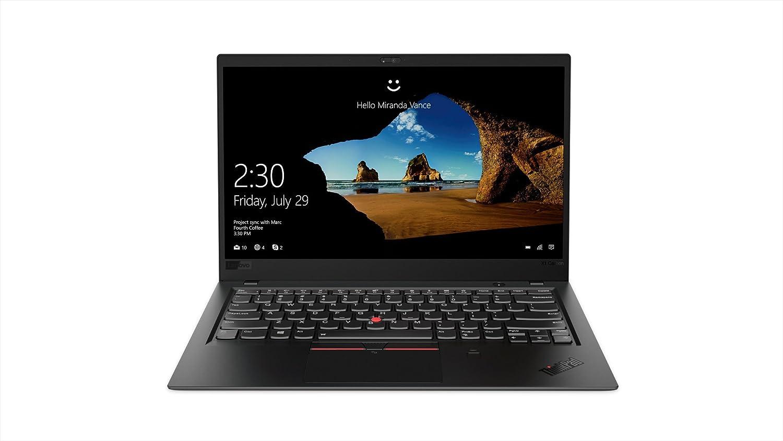 Lenovo ThinkPad X1 Carbon 6th Gen Laptop, 14.0in FHD (1920x1080) Touchscreen, 8th Gen Intel Core i7-8650U, 16GB LPDDR3, 512GB SSD, FP Reader, Windows 10 Pro (Renewed)