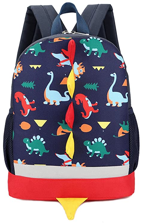 2018 New 3d Children School Bags Cute Anti-lost Childrens Backpack School Bag Backpack For Children Baby Bags For Age 1-6 Profit Small Kids & Baby's Bags