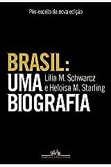 Brasil: uma biografia - Pós-escrito eBook Kindle