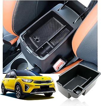 Lfotpp Mittelkonsole Aufbewahrungsbox Stonic Armlehne Organizer Mittelarmlehne Handschuhfach Tray Storage Box Auto Zubehör Update Auto
