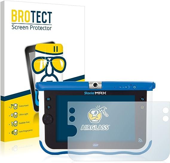 BROTECT Panzerglas Schutzfolie kompatibel mit Intermec CN50 extrem Kratzfest Ultra-transparent Anti-Fingerprint AirGlass
