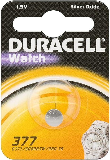 Duracell Knopfzelle Silberoxid Uhrenbatterien Computer Zubehör