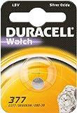 Duracell Sr 626/377/SR 66pila botón al óxido de plata para reloj