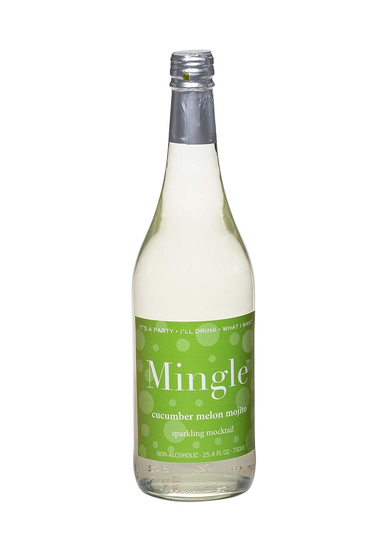 Amazon.com : Mingle Mocktails Non Alcoholic Cocktails - 750ml ...