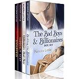 The Bad Boys and Billionaires Box Set: 4 romance novels (English Edition)