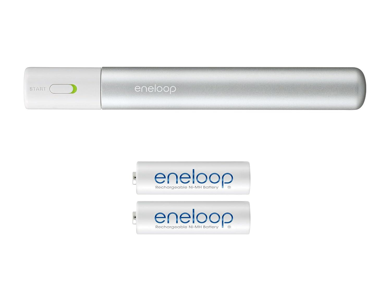セカンドバッテリー「eneloop stick booster」