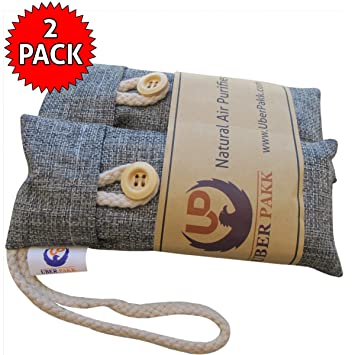 Geruch Absorber Aktivkohle Bambus Parfum Bag. Natural Duft Frei Deo ...