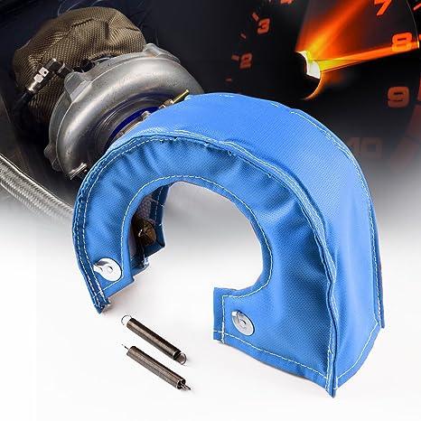 Turbo manta calor Shield cubierta Turbocompresor T25 T28 T3 GT 25 28 30 32 ...