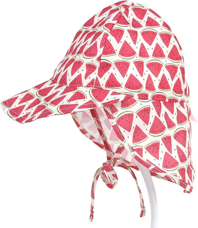 2019 New Summer Newborn Unisex Baby Kid Boy Girl Sun Cap Cotton Bucket Hat UV Protection Beach Hat