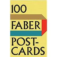 100 Faber Postcards
