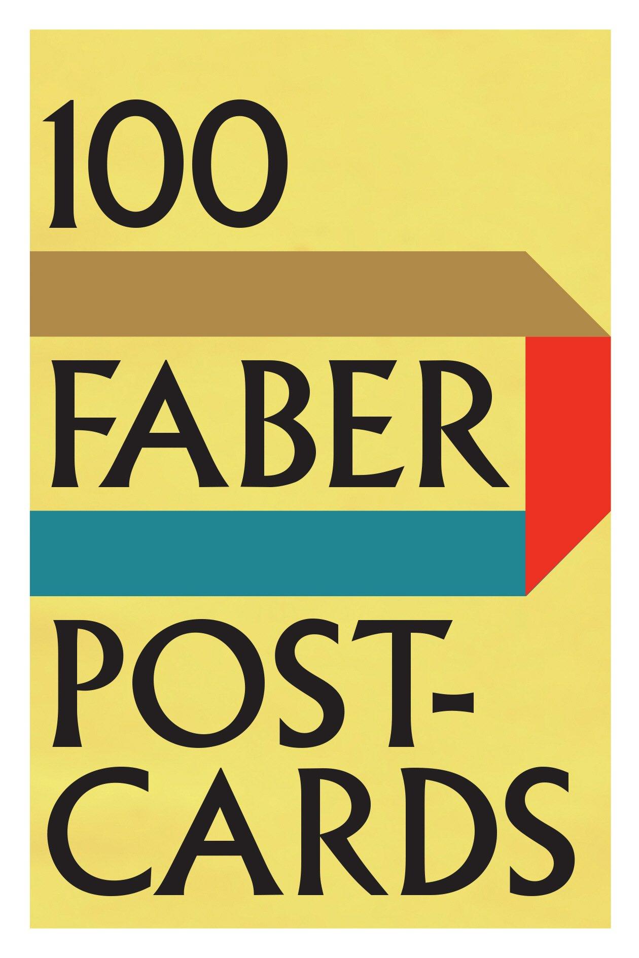 100 Faber Postcards pdf epub