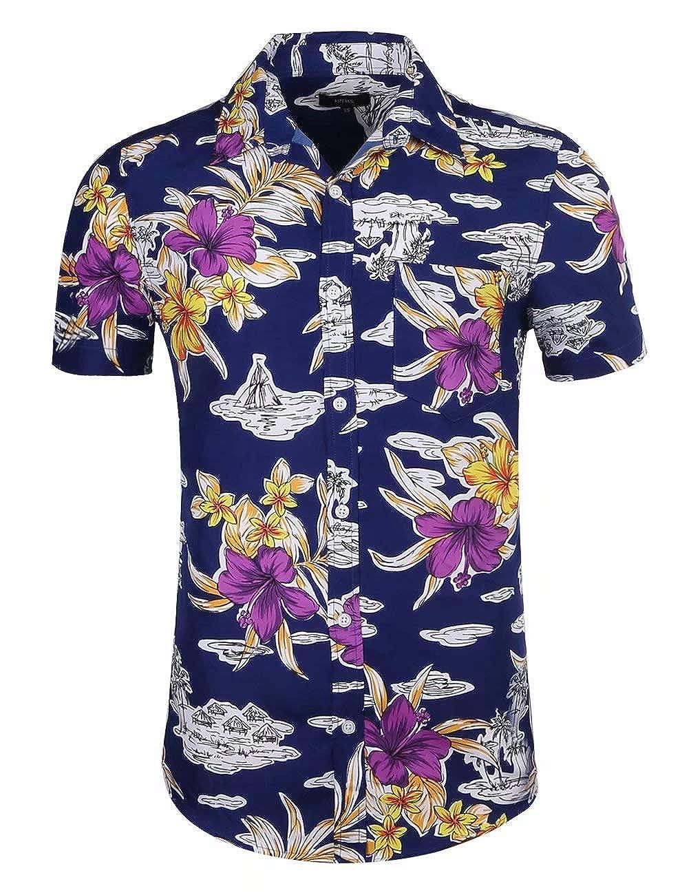 Tops, T Shirts & Hemden Nutexrol Kurzarmhemd mit Kleine