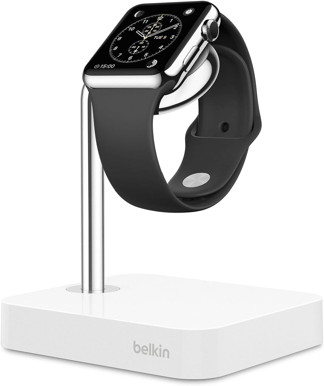 Belkin F8J191BTWHT - Base de Carga para Apple Watch Series 1/2/3 ...