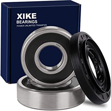 Amazon Com Xike 4036er2004a 4280fr4048e And 4280fr4048l Front Load Washer Tub Bearing Seal Kit Rotate Quiet And Durable Replacement For Lg And Kenmore 1267489 Ah3522855 Ap4438637 Ea3522855 Ps3522855 Home Improvement