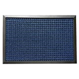 "Rubber-Cal 03-202-ZWBL""Nottingham"" Carpet Runner"