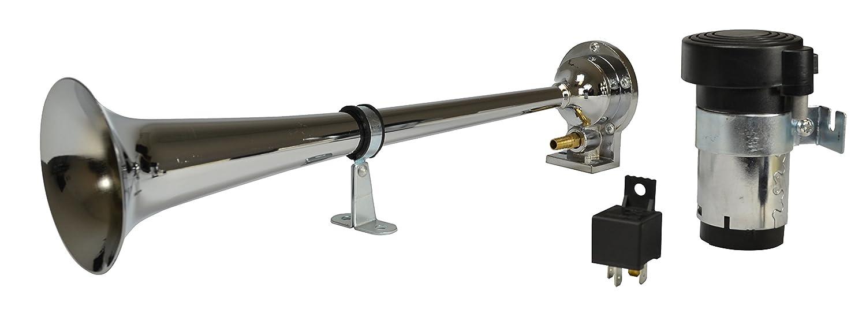 HELLA 3001651 003001601 2-Trumpet 12V Air Horn Kit