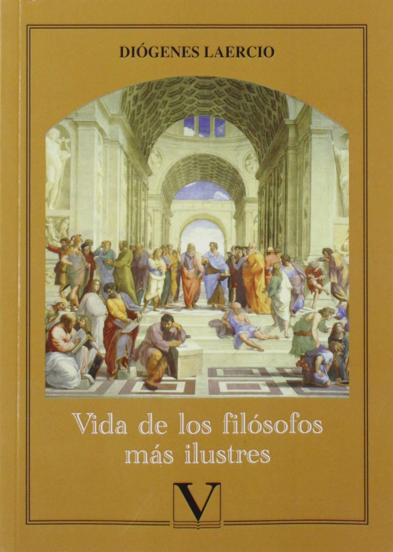 Vidas de los Filósofos más ilustres