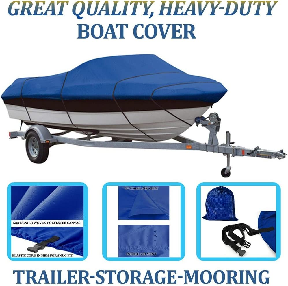 SBU Blue, Boat Cover for Lund 1675 Pro Guide 2008-2012 71aTYyucYJLSL1024_