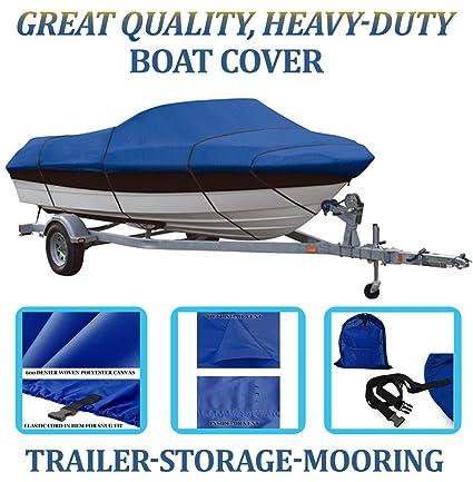 SBU Blue, Boat Cover for BAYLINER Capri 175 BR I/O 2003 2004 2005 2006