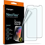 Spigen Galaxy S8 Protector de visualización Neoflex/2 pack/Flexible Película/Case Friendly para Samsung Galaxy S8