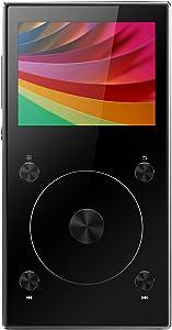 FiiO X3 (Black) High Resolution Music Player (3rd Generation)
