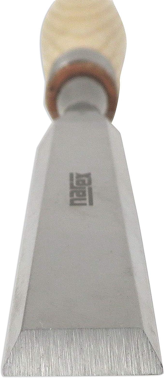 "Narex Chisel 1/"" Richter Extra Bevel Edge Cryogenic Treated Cr-V Steel HRC 62"