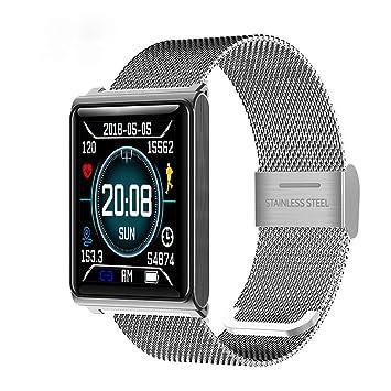 DXY Reloj Inteligente Smart Watch Pantalla Táctil, 1.3 ...