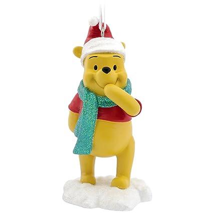 Hallmark Disney Winnie the Pooh Snowball Christmas Ornament - Amazon.com: Hallmark Disney Winnie The Pooh Snowball Christmas