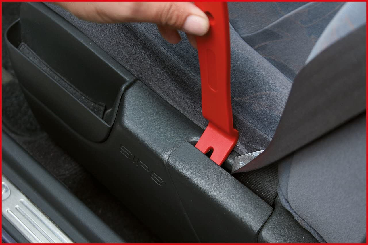 6-tlg. KS Tools 911.8105 Innenraumverkleidungs-L/ösewerkzeug-Satz