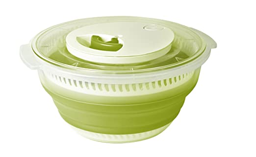 17 opinioni per Emsa 512992- Centrifuga per insalata, pieghevole, 4 L