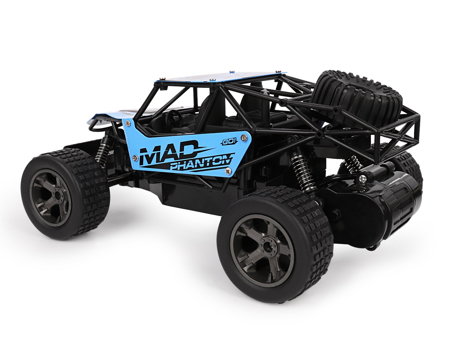 RC Cars, All Terrain Remote Control High-Speed Telecar