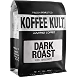 Koffee Kult Dark Roast Coffee Beans (12oz)