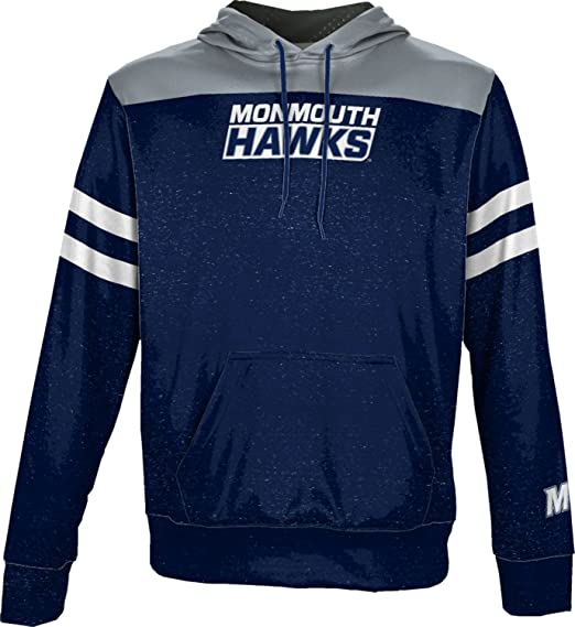 ProSphere Monmouth University Boys Pullover Hoodie Game Time