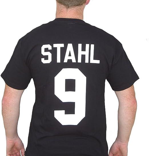 Gunnar Stahl #9 Iceland Jersey T-Shirt