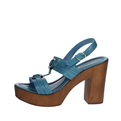Cinzia Soft IAF 2730-20T 004 Sandale Femme Jeans 37 WC3wWR1w