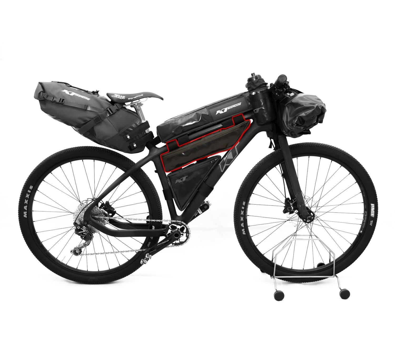 KTBike.it - BIKEPACKING Bolsa Cuadro de Bicicleta Montaña. Bici ...